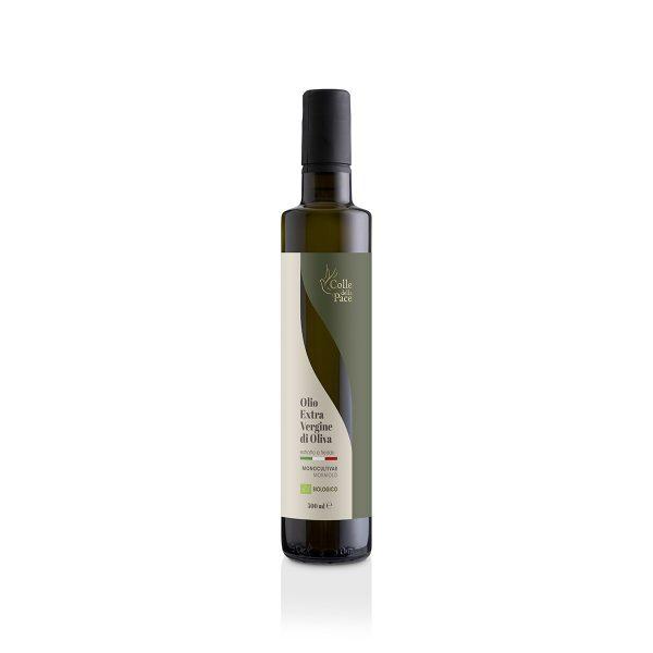 Olio extra vergine di oliva monocultivar 0,5