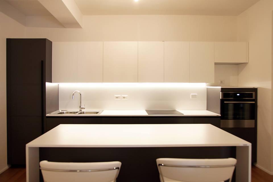 Appartamento deluxe cucina